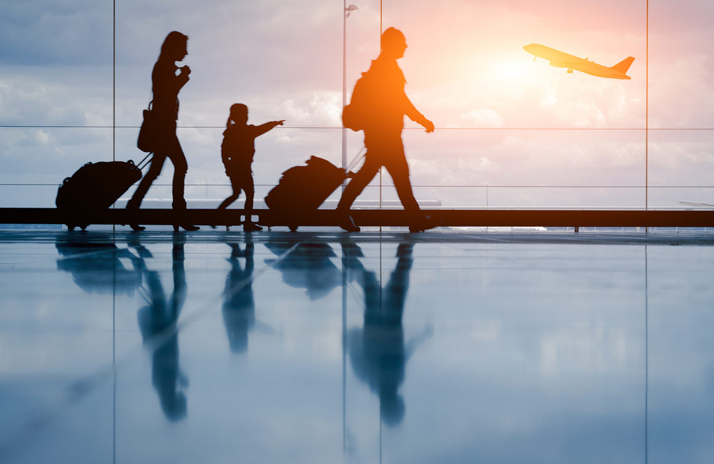 Baby's First Holiday: A Guide To Travelling With Kids